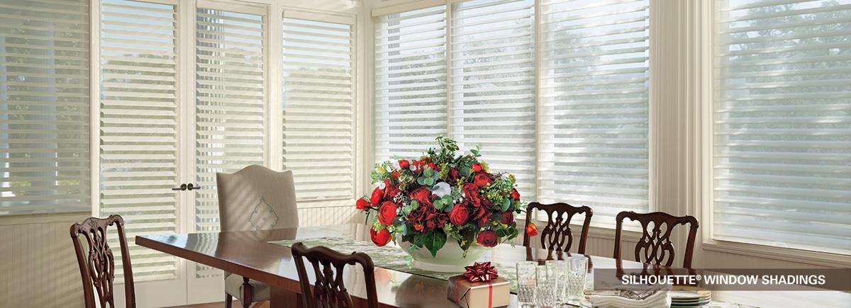 Hunter Douglas Silhouette Window Shadings for Season of Style Savings Near Andover, Minnesota (MN)