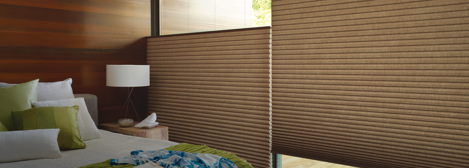 Hunter Douglas The Alustra Collection Of Duette Architella Honeycomb Shades