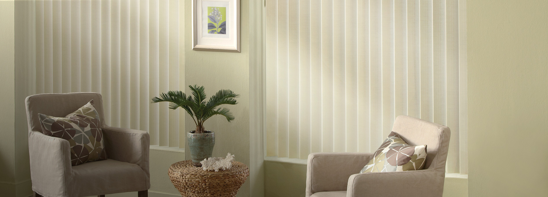 Hunter Douglas Vertical Solutions Vertical Blinds