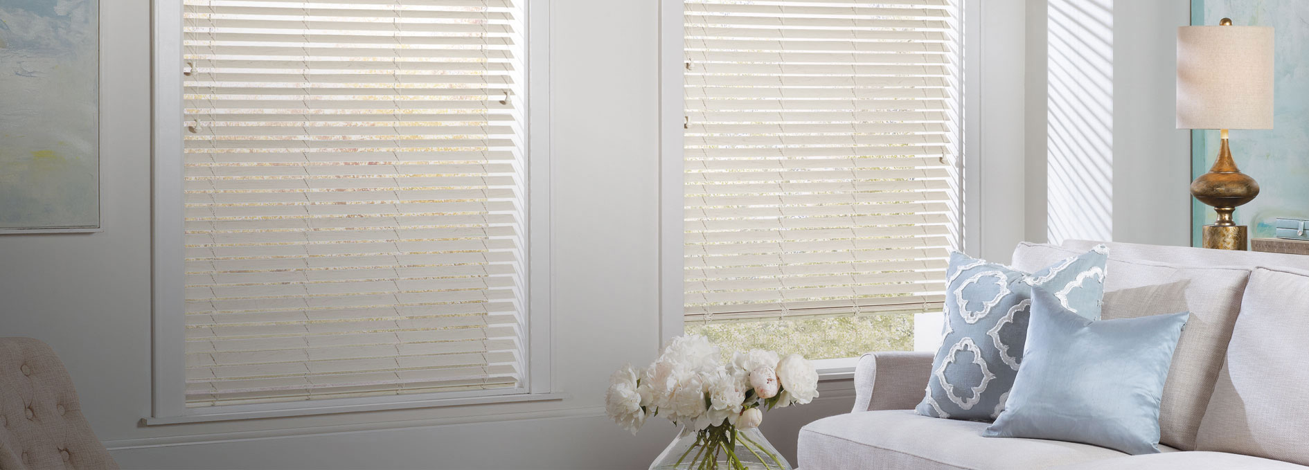 HunterDouglas Alternative Wood Blinds EverWood