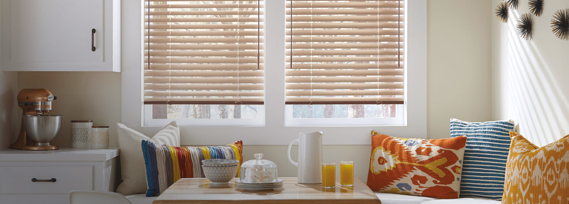 Hunter Douglas Natural Elements™ Blinds