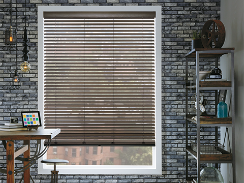 Home Office Window Treatments | Today\'s Window Fashions | Andover, MN