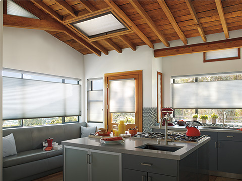 Applause® Honeycomb Shade with Skylift™