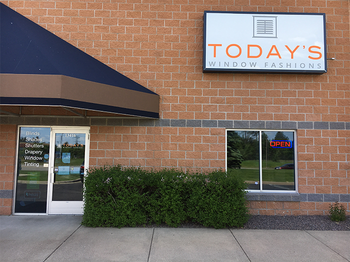 About Today's Window Fashions in Andover, MN