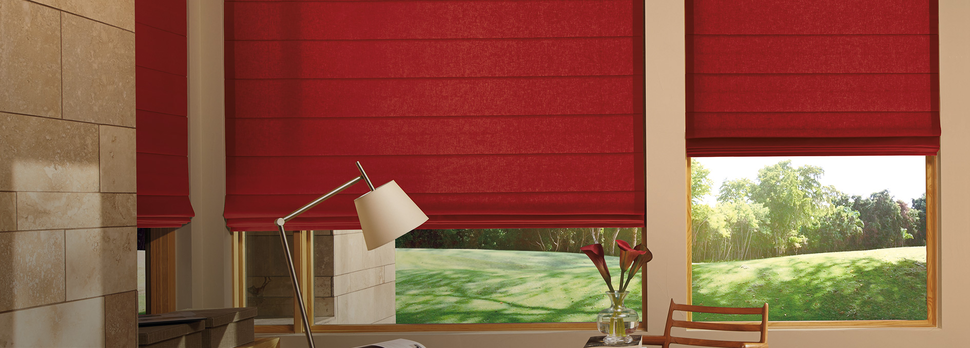 Hunter Douglas Design Studio Roman Shades Today S