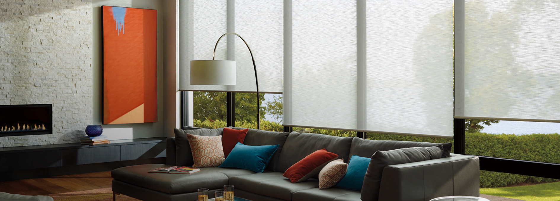 Hunter Douglas The Alustra® Collection of Roller Shades