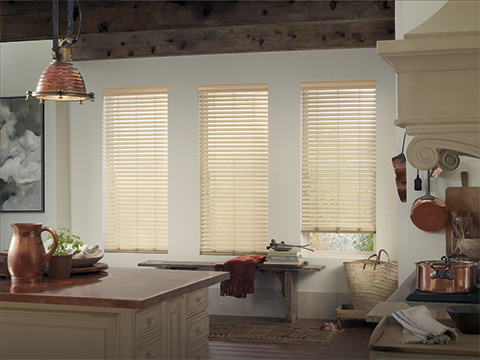 EverWood® Distinction™ Wood Blinds