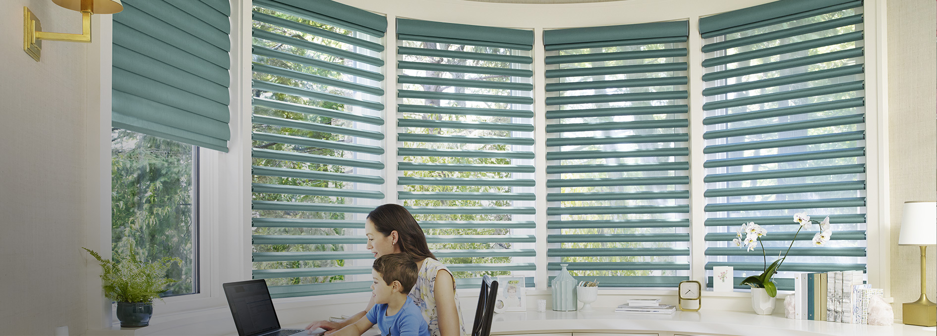 Pet and child safe blinds window coverings today 39 s for Window design solutions