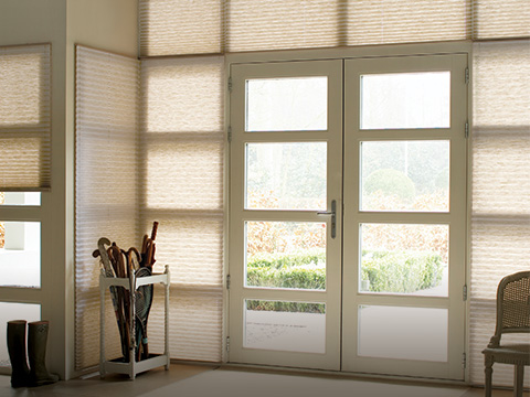 Honeycomb Pleated Shades