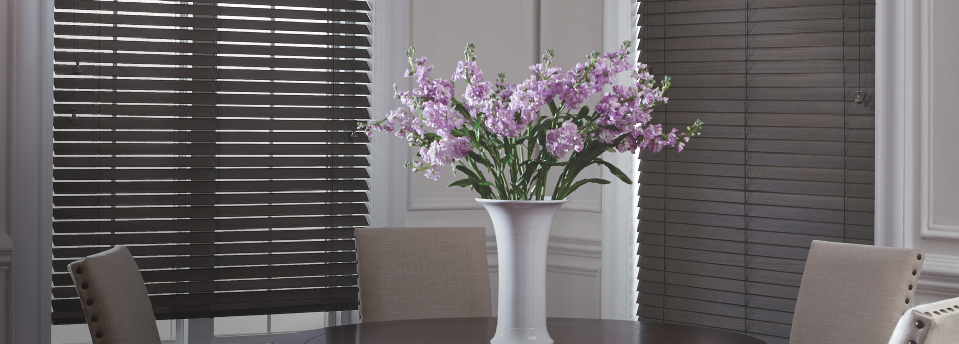 Hunter Douglas Parkland® Textures Wood Blinds