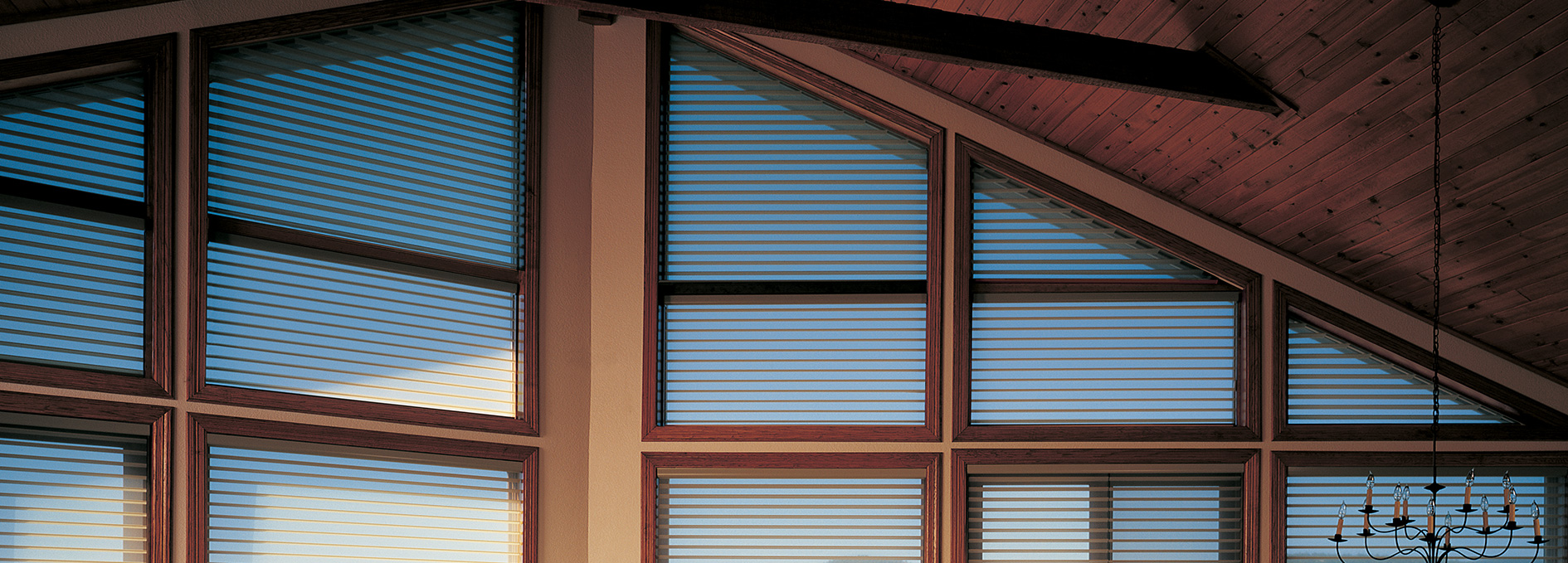 Blinds Shutters Shades Angled Windows Today S