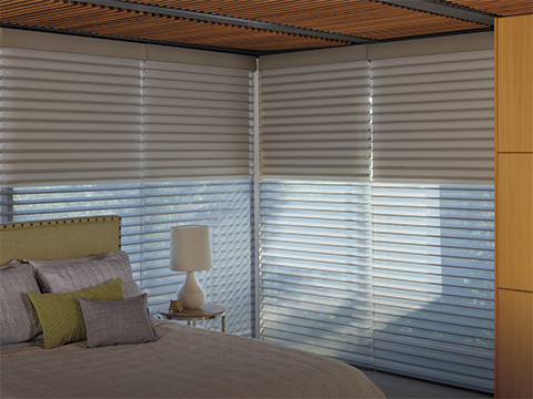 Nantucket™ A Deux™ Window Shadings