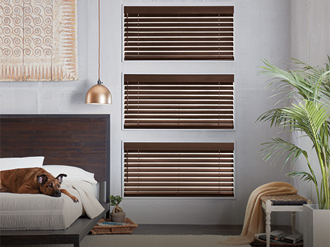 Parkland® Wood Blinds Classics™