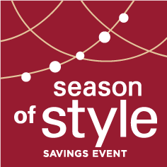 Hunter Douglas Season of Style Shades Savings Event